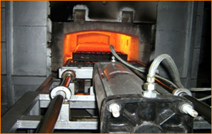 Continous Normalizing Cum Hardening Furnace